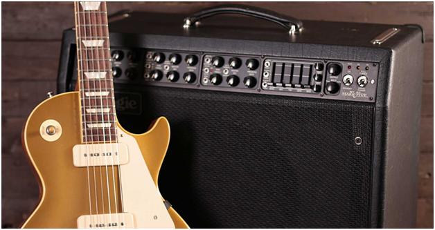 First Guitar Amp